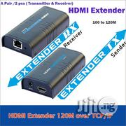 HDMI Over Ethernet Full HD 1080p Cat6 / RJ45 Extender Up to 120m | Computer Accessories  for sale in Lagos State, Ikeja