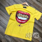Fear of God Tees Yellow | Clothing for sale in Lagos State, Ojo