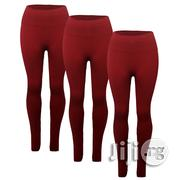 Thick PLUS Size High Waist Leggings | Clothing for sale in Lagos State, Surulere
