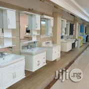 Cabinet + Mirror   Home Accessories for sale in Lagos State, Orile
