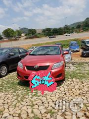 Toyota Corolla 2010 Red | Cars for sale in Abuja (FCT) State, Durumi