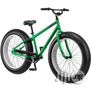 """26"""" Mongoose BEAST Men's All Terrain Fat Tire Mountain Bike, Green 