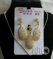 Necklace, Earrings With Pendant | Jewelry for sale in Lagos State, Alimosho
