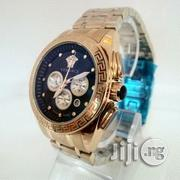 Versace Chronograph Chain Timepiece | Watches for sale in Lagos State, Oshodi-Isolo