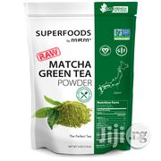 Raw Matcha Green Tea Powder, 6 Oz (170 G) | Meals & Drinks for sale in Lagos State, Lagos Mainland