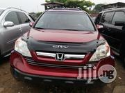 Tokunbo Hondo CR-V 2008 Red | Cars for sale in Lagos State, Apapa