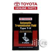 Automatic Transmission Fluid Toyota&Lexus Type T-iv | Vehicle Parts & Accessories for sale in Lagos State, Mushin