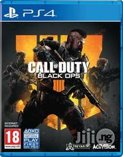 Call Of Duty: Black Ops 4 - PS4 | Video Games for sale in Lagos State, Surulere
