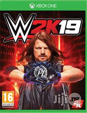 WWE 2K19 - Xbox One | Video Game Consoles for sale in Lagos State, Surulere