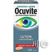 Bausch and Lomb Ocuvite Eye Vitamin Mineral Tablets -120 | Vitamins & Supplements for sale in Lagos State, Surulere