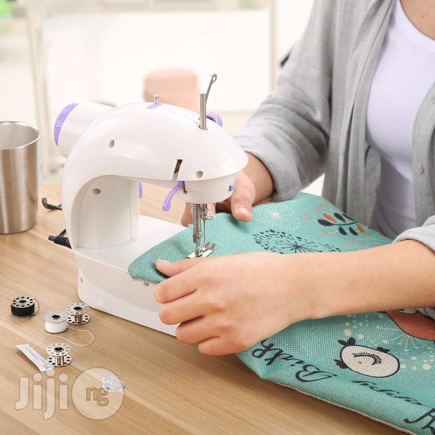 Archive: Mini Sewing Machine - Multi Functions