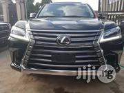 New Lexus Lx570 2018 Black | Cars for sale in Lagos State, Ikeja