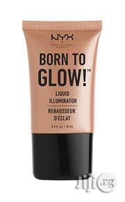 NYX Professional Makeup Born to Glow Liquid Illuminator, 18ml | Makeup for sale in Abuja (FCT) State, Gwarinpa