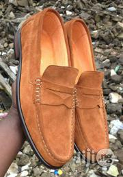 001 Wear. Brown Suade Loafers Shoe | Shoes for sale in Lagos State, Lagos Island