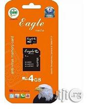 Eagle Micro SD Memory Card - 4GB | Accessories for Mobile Phones & Tablets for sale in Lagos State, Ikeja