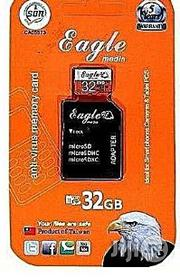 Eagle Memory Card 32GB | Accessories for Mobile Phones & Tablets for sale in Lagos State, Ikeja