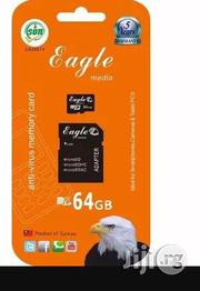 Eagle 64GB Media Memory Card | Accessories for Mobile Phones & Tablets for sale in Lagos State, Ikeja