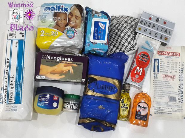 Hospital Delivery Pack