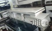 White TV Stand   Furniture for sale in Lagos State, Lekki Phase 1