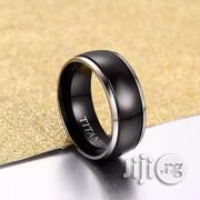 Titanium Black Band | Jewelry for sale in Lagos State, Alimosho