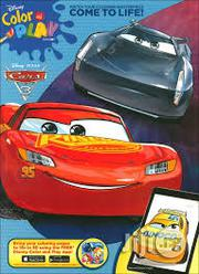 Disney Colour And Play: Disney Car | Books & Games for sale in Lagos State, Surulere