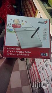 Genius Graphics Tablet With Pen | Stationery for sale in Lagos State, Ikeja