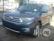Toyota Highlander Limited 2012 Blue | Cars for sale in Lagos State, Ikeja