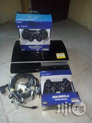UK Used Playstation3 With Two Pad Amd 6 Games Install On It | Video Games for sale in Lagos State, Egbe Idimu