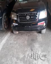 New Toyota Highlander 2004 Black For Sale | Cars for sale in Lagos State, Ikeja