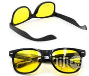 Unisex HD Night Vision Glasses   Clothing Accessories for sale in Lagos State, Ikeja