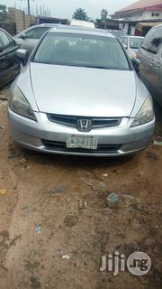 Clean Honda Accord 2005 Silver For Sale | Cars for sale in Rivers State, Obio-Akpor
