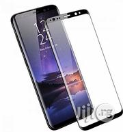 5D Bobby Black Screen Protector for Samsung Galaxy S9 | Accessories for Mobile Phones & Tablets for sale in Lagos State, Ikeja