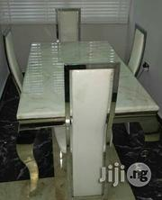 Marble Dining Table. | Furniture for sale in Abuja (FCT) State, Garki 1