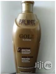 Pure White Gold Maxitone Lotion 200ml | Bath & Body for sale in Lagos State, Lagos Mainland