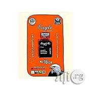 Eagles Memory Card 16 GB | Accessories for Mobile Phones & Tablets for sale in Lagos State, Ikeja