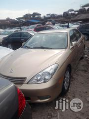 Lexus Es330 2006 Gold | Cars for sale in Lagos State, Amuwo-Odofin