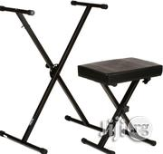 Different Types Of Keyboard Stands | Musical Instruments & Gear for sale in Lagos State, Ojo