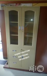 Classy Metal Bookshelf With Drawers | Furniture for sale in Lagos State, Ikeja