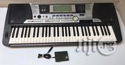 Yamaha Psr 550 With Adapter | Musical Instruments & Gear for sale in Lagos State, Ojo