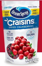 Ocean Spray Craisins Dried Cranberries 1.3g   Meals & Drinks for sale in Lagos State