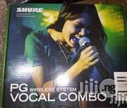 Shure Wireless Microphone (Blx288/Pg58) | Audio & Music Equipment for sale in Lagos State, Ojo