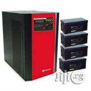 Mercury 5kva 48V Complete Inverter System 4 Batteries | Electrical Equipment for sale in Lagos State, Victoria Island