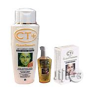 CT Clear Therapy Lotion +Oil+Soap(3 in 1) | Bath & Body for sale in Lagos State, Ojo