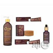 Cocoa Glow COCOA GLOW SUPREME BRIGHTENING BEAUTY SET(Body Milk,Serum,Cream,Gel And Soap) | Bath & Body for sale in Lagos State, Ojo