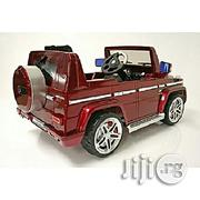 Mercedes Benz AMG G-Wagon Ride-On Car - Red - 12v | Toys for sale in Rivers State, Port-Harcourt