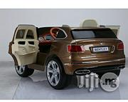 Bentley Children SUV Ride on Car-Bronze | Toys for sale in Oyo State, Ibadan South West