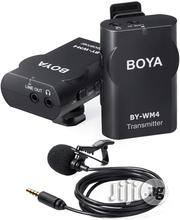 BOYA BY-WM4 Universal Lavalier Wireless Microphone | Audio & Music Equipment for sale in Lagos State, Lagos Island