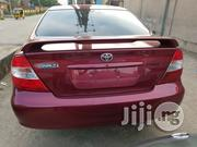 Tokunbo Toyota Camry Sport 2004 Red   Cars for sale in Lagos State, Lagos Mainland