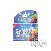 Reload Men's Formula Multivitamin, Multi Mineral and Antioxidant 90 Tablet | Vitamins & Supplements for sale in Lagos State, Lagos Mainland