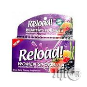 Reload Women's Formula Multivitamins and Antioxidant 90 Tablets | Vitamins & Supplements for sale in Lagos State, Lagos Mainland